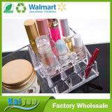 El mejor organizador de acrílico transparente del almacenaje del organizador del maquillaje
