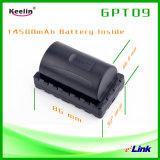 Magnetischer Fahrzeug GPS-Verfolger für LKW-Behälter-Schlussteil Gpt09