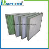 Filtro plisado el panel del aire G3