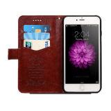Слот для карты памяти для мобильных телефонов крышку сумка из натуральной кожи для iPhone 7 7plus