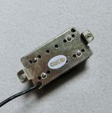 Hex приемистость Humbucking электрической гитары Baseplate серебра никеля части Поляк