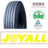 alta calidad de la marca de fábrica de 11.00r20 Joyall todo el neumático radial de acero del carro