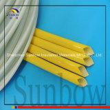 Sunbow 실리콘 철사 하네스를 위한 고무 입히는 섬유유리 소매