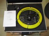 100m Kabel-Rohr-Befund-Kamera-System mit Übermittler 512Hz