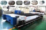 Fabrik-Zubehör-Laser-Ausschnitt-Maschine für Metallblatt u. Gefäß u. Rohr