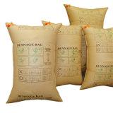 Bolso de aire de cerámica del balastro de madera del embalaje del bolso del saco hinchable del envase del bolso de aire