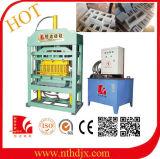 China-Qualität halbautomatische Cocnrete Kleber-Ziegeleimaschine