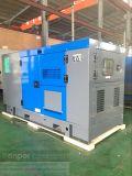 Denyo insonorisées générateur électrique diesel silencieux pour la saison des typhons en dehors de Mall