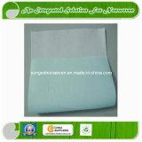 Tissu hydrophile de Nonwoven de Spunbond de pentes
