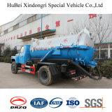 marca di Feng del dong del camion di aspirazione delle acque luride 6cbm