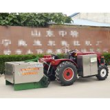 Machine agricole insecticide aux sols agricoles à niveaux profonds