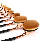 Venda a quente Gold Espelho conjuntos da escova