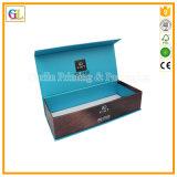 Boîte-cadeau faite sur commande d'aimant de carton de qualité