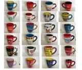 Cadeau Tasse en céramique colorée de glaçure couleur tasse
