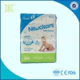 Os fabricantes dos tecidos de China vendem por atacado o tecido descartável do bebê