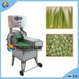La banane végétale automatique industrielle de gombo ébrèche le découpage de chou découpant la machine en tranches de déchiquetage