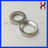 중국에 있는 높은 Quality NdFeB Ring Magnets Manufacturer