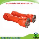 Asta cilindrica di cardano di SWC \ accoppiamento universale con il tempo di impiego lungo per la strumentazione di energia eolica
