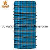Il marchio su ordinazione mette in mostra il Bandana multifunzionale respirabile della sciarpa capa