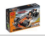 Kühle Balck Formel-laufendes Auto blockt Spielzeug für Kinder