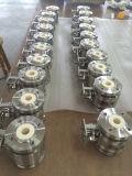 Ligne en céramique Anti-Abrasive électrique robinet à tournant sphérique gauche de V