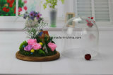 Decoración de la boda de la flor artificial