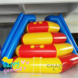 Customized Commercial Inflatable Bouncy Slide para Playground ao ar livre