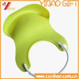 Устойчив к простой очистки грязи силиконового герметика малыша защитный фартук (YB-HR-135)