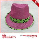 Misturar cores novas Chapéu de Palha com fita de papel (CG202)