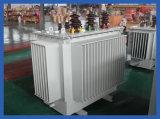 Transformator van de Distributie van de Macht van de Leverancier 630kVA van China 10kv de Olie Ondergedompelde