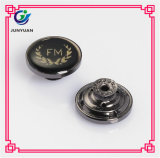 Customize Resin Logo Metal Jeans Button Denim Buttons