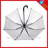 カスタム印刷の昇進の広告のまっすぐなゴルフ傘