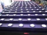 Migliore 8PCS di vendita 10W RGBW quattro in un indicatore luminoso capo mobile della discoteca dell'indicatore luminoso LED del fascio del CREE LED