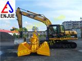 Compartimiento hidráulico chino del gancho agarrador del excavador con la cubierta para la venta