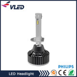 Lente para faros delanteros, 4000lm Philips Zes Chips Headlight for Projector