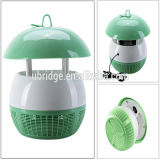 Nenhuma lâmpada energy-saving do assassino do mosquito do ruído