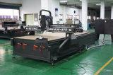 Точность Ce Ezletter Approved и стабилизированный спирально маршрутизатор CNC гравировки рекламы шкафа (ATC MW-1530)