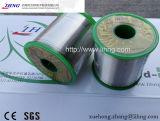 Sans plomb de l'argent sur le fil à souder les fils à souder Sn3.5AG Φ 1.0mm