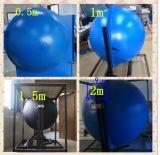 Système intégrant de sphère de lumen de spectroradiomètre de C.P. de haute précision