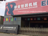 Heißer verkaufender Plastikshirt-Beutel des einkaufen-2017, der Maschinen-Preis bildet