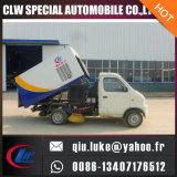 최신 판매 주문 설계되는 소형 도로 스위퍼 트럭