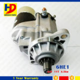 мотор двигателя 4.5kw 6he1 для набора Isuzu