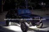 Spitzenverkauf Bluetooth Contrllor RGB LED Felsen-Licht für nicht für den Straßenverkehr LKW für Jeep ATV