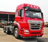 6X4 371CV Sinotruk HOWO camiones de remolque con aire acondicionado Venta caliente en Africa