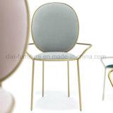 Nordischer speisender Stuhl-bunter Schönheits-Salon-Stuhl-Hotel-Freizeit-Stuhl-flexibler rückseitiger Stuhl