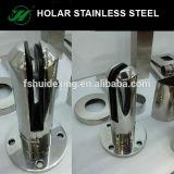 ステンレス鋼のガラス栓のプールクランプ