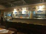 تجاريّة طبق أرز ياباني إستعراض لأنّ لطم خدمة