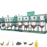 Légumes à petite échelle/de graisses animales/l'avocado//moutarde de sésame/Castor/huile de coton Raffinage/raffinerie au Bangladesh de la machine