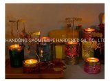 Regalo de lujo velas aromáticas, la decoración del hogar Velas