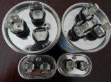 Condensadores de caja de metal rellenos de aceite para iluminación HID con UL